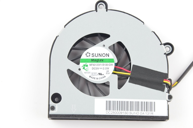 מאוורר למחשב נייד טושיבה Toshiba Satellite A655 A655D A660 A660D A665 A665D L670 P750 P750D P755 P755D Cpu Fan