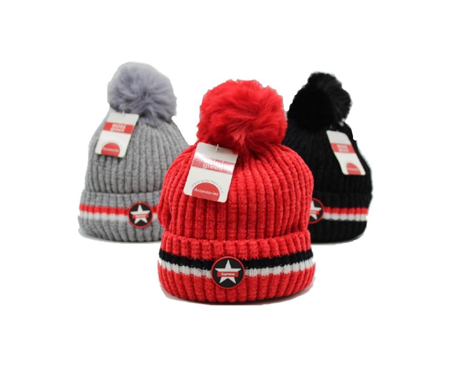כובע ילדים - פס רך