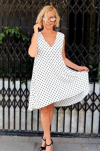 שמלה סן טרופז