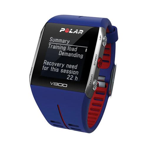 שעון ספורט Polar V800 כולל רצועה ומשדר, החכם והמתקדם בעולם!