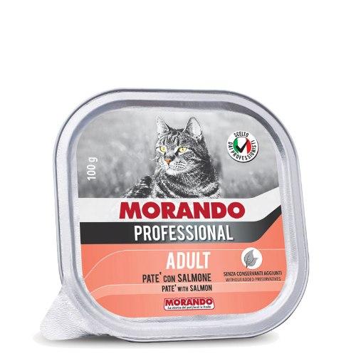 מורנדו מעדן פטה 100 גרם סלמון