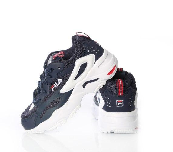 נעלי ספורט כחול/לבן FILA  - מידות 22-36