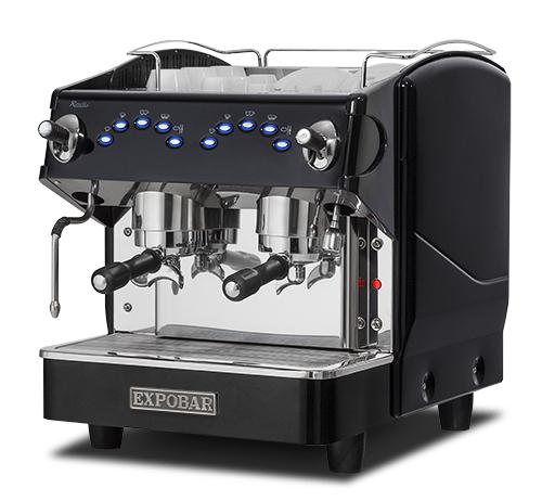 מכונה מקצועית 2 ראשים ExpoBar Rosetta Mini 2 Gr
