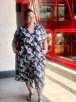 שמלת רוקסן הוואי