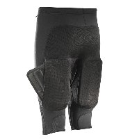 HIKING 3/4 NEO SHORT 2MM JUNIOR WITH HIKING PADS