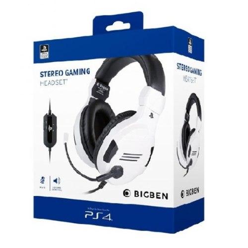אוזניות Bigben PS4  שחור  MONO headset