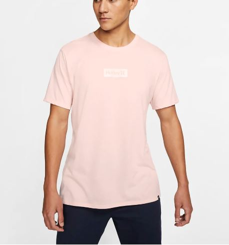 HURLEY DRI-FIT O&O SMALL BOX S/S TEE