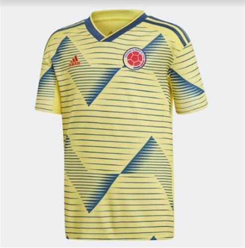 חולצת נבחרת קולומביה קופה אמריקה 2019