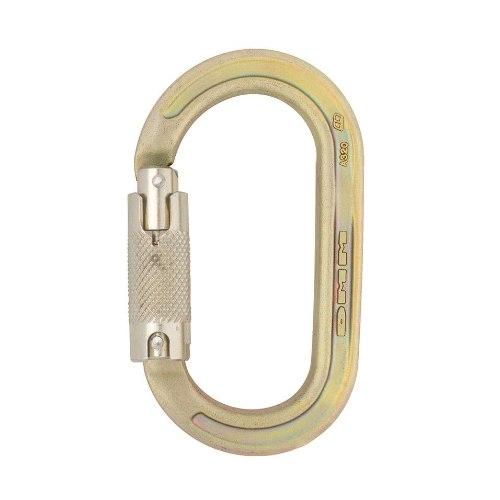 טבעת פלדה אובלית - DMM Ultra O Kwiklock