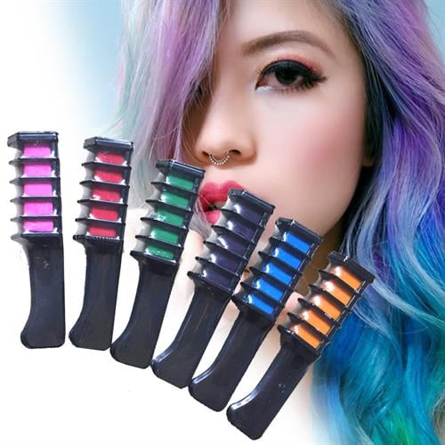 מסרק שיער צבעוני