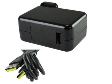 מטען למחשב נייד יוגה 3 פרו Lenovo Yoga 3 pro 40W 20V 2A AC Adapter Charger + USB Cable YOGA3-807