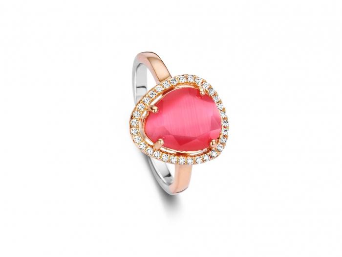 טבעת כסף 925 R6302-F