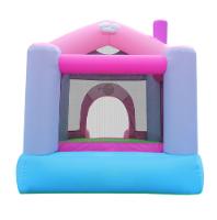 9215p - מתקן קפיצה בית הכיף נסיכות הפי הופ - Fun House Princces Happy Hop - קפיץ קפוץ
