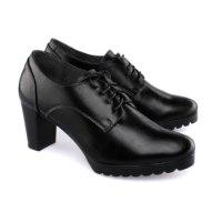 נעל עקב רונאלדה - שחור