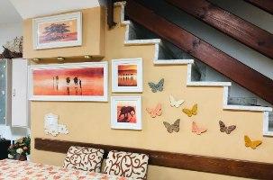 פרפר קטן לתליה על הקיר