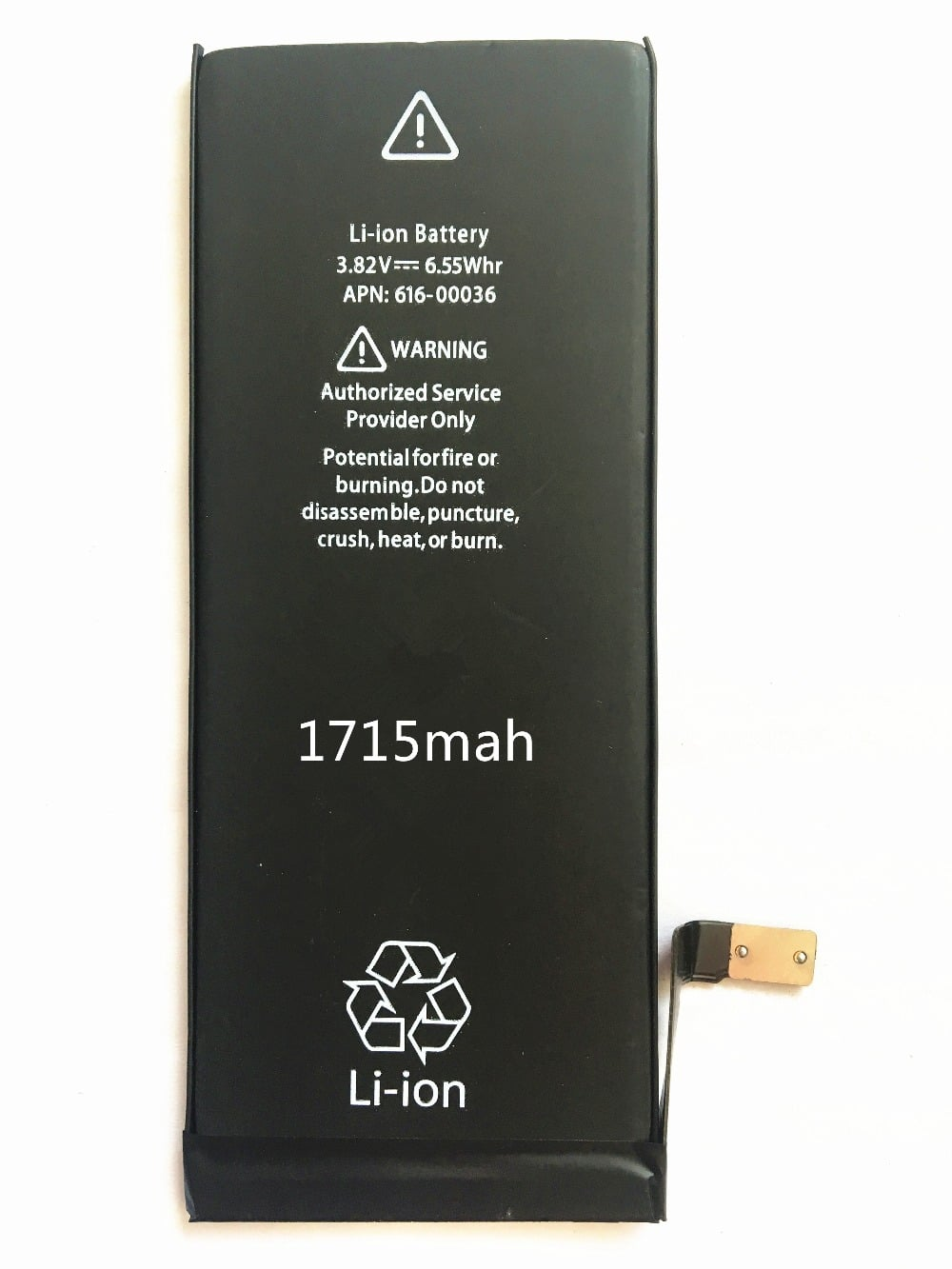 סוללה תואמת לאייפון 6s+סט מברגים תואם