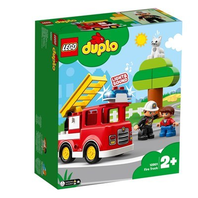 Lego לגו  10901 משאית כיבוי אש