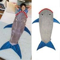 כירבולית לילדים בעיצוב כריש
