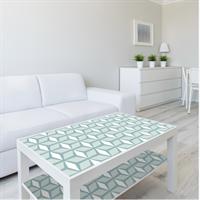 מדבקת רהיטים-  קוביות תלת מימד