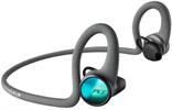 אפור - אוזניות ספורט אלחוטיות Plantronics BackBeat FIT 2100
