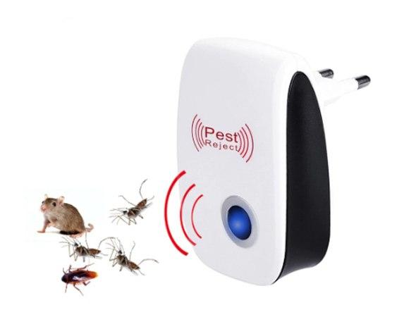 דוחה חרקים ומזיקים אלקטרוני