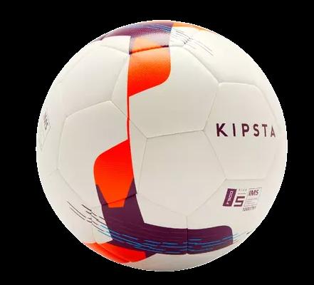 כדורגל F500 היברידי מידה 5 - לבן