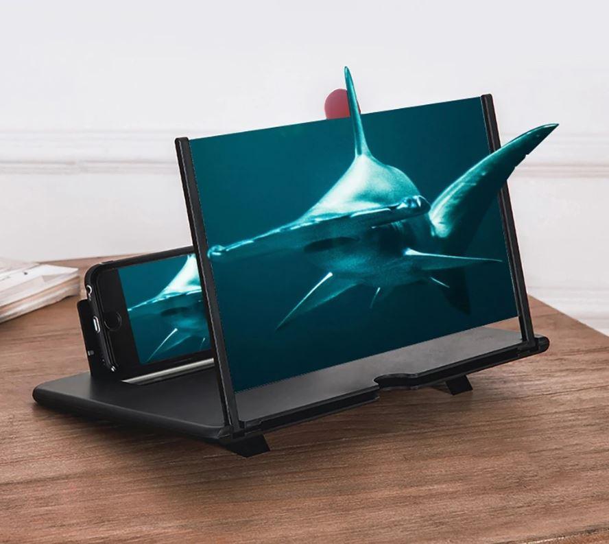 CineMax מגדיל מסך 3D - תלת מימד