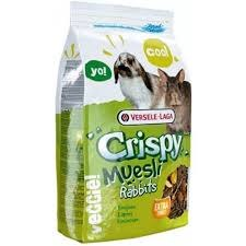 """מזון קריספי ארנבות 2.75 ק""""ג - CRISPY RABBIT VERSELE LAGA"""