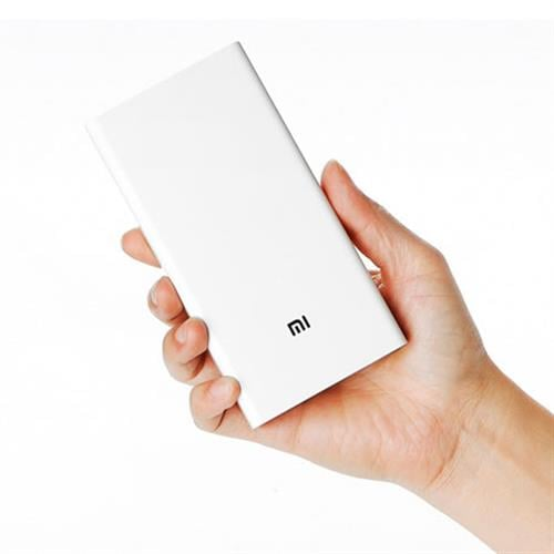 מטען נייד QC3 Xiaomi Mi Power Bank 2C 20000 mAh מקורי