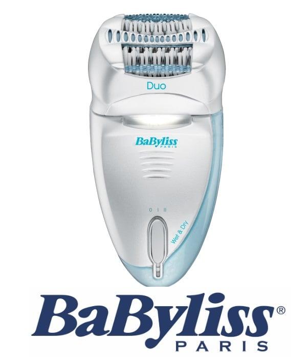 BaByliss מסיר שיער מקצועי יבש/רטוב  דגם G-710
