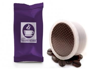 50 קפסולות קפה בוניני - Forte - חוזק 10 - תואם לוואצה פוינט