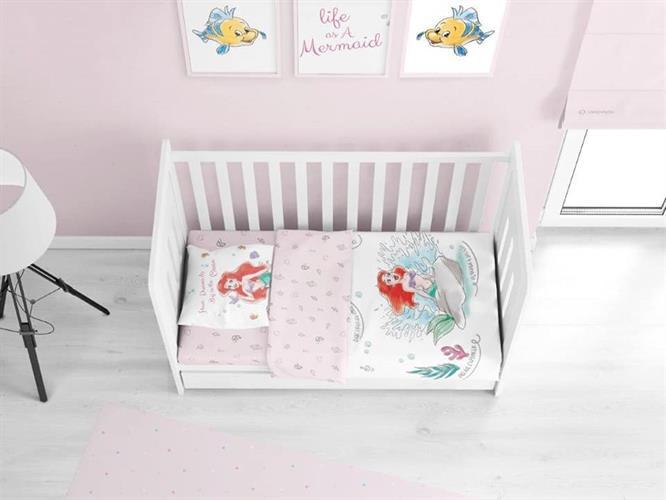 סט למיטת תינוק של ורדינון   דגם אריאל