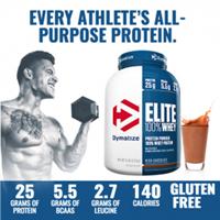 Dymatize Whey Protein Elite אבקת חלבון דיימטייז עלית