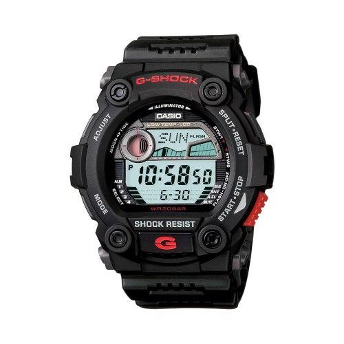 שעון ג'ישוק G-Shock DW 7900 אחריות יבואן רישמי