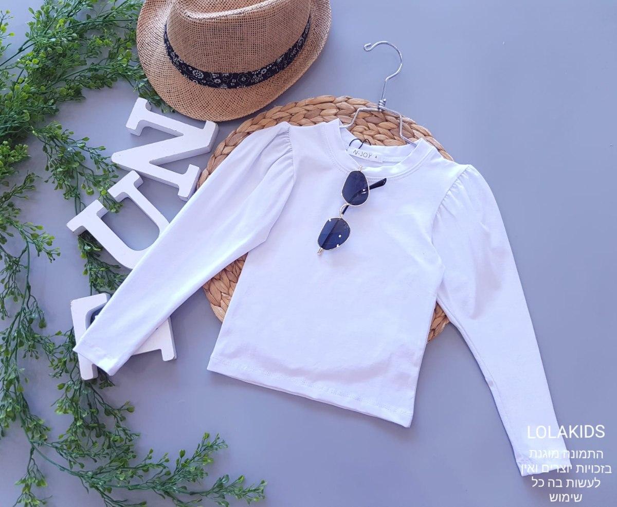 חולצת לייקרה דגם 9508