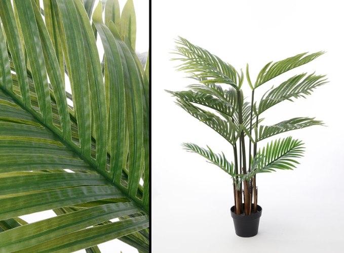 עץ דקל מלאכותי  מידות:120cm