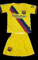 חליפת ילדים ברצלונה חוץ 19-20