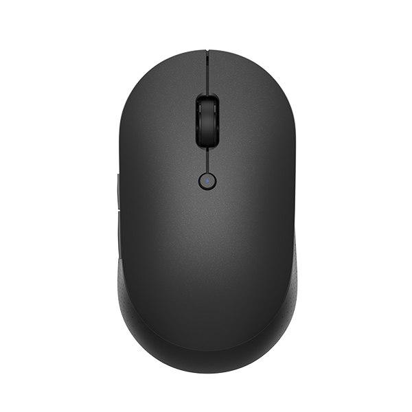 עכבר אלחוטי שקט שיאומי דגם Mi Dual Mode Wireless Mouse Silent Edition