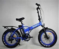 אופניים חשמליים FATBIKE BIG BOSS 48V
