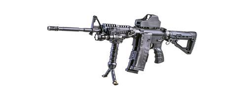 M4S1 - Picatinny Handguard Side Rail - AR15/M4