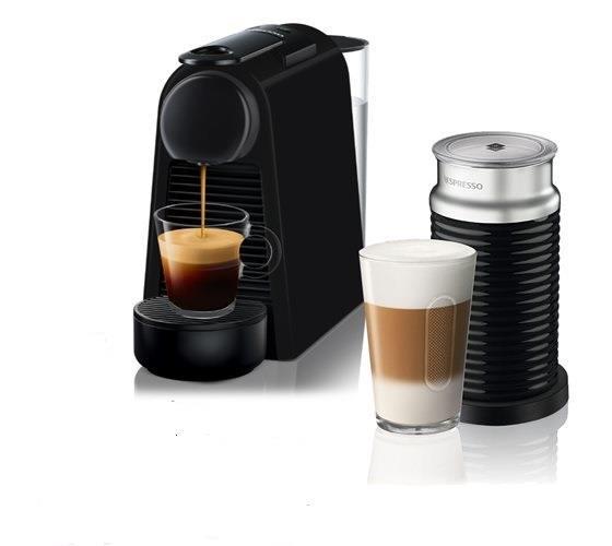 מכונת אספרסו Essenza Mini D30 כולל מקציף Nespresso נספרסו