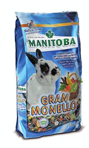 """מניטובה gran monello אריזת 2.5 ק""""ג"""