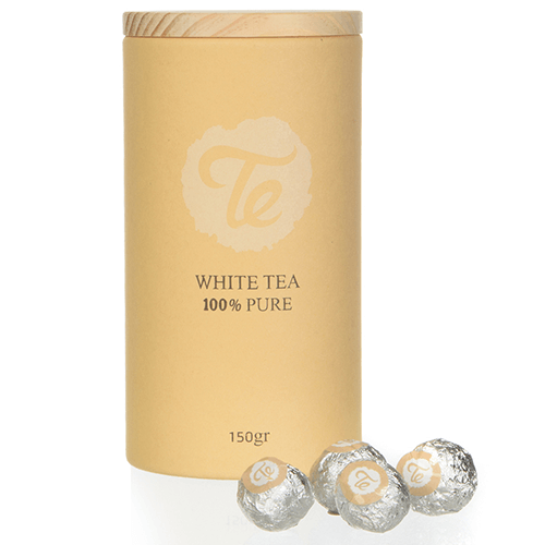 -- תה סיני לבן -- 150 גר'  ן 25 יחידות