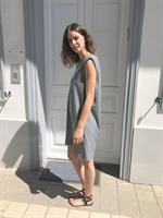 שמלת רויאל זית מנצנץ