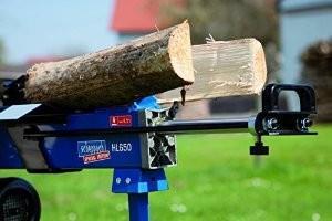 מבקעת עצים אופקית