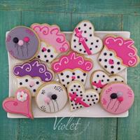 עוגית בלונים