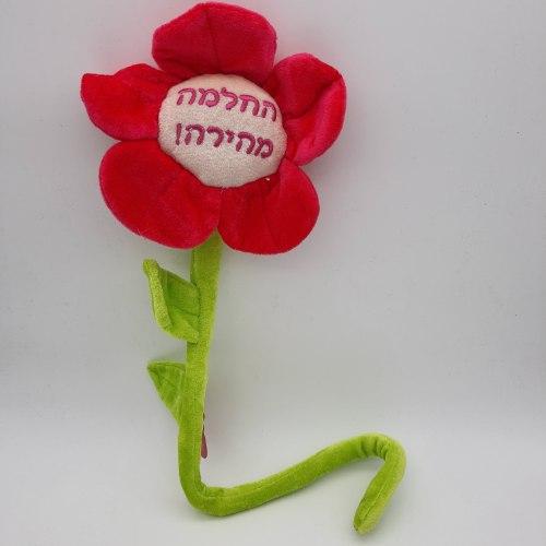 פרח גדול פרוותי החלמה מהירה