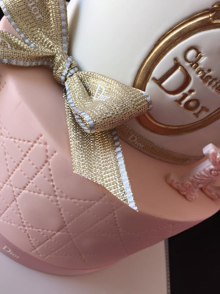 Christian Dior stamp