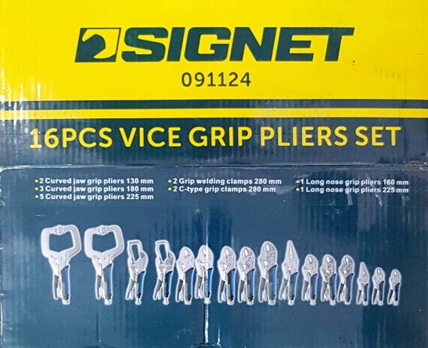 סט 16 פליירים של סיגנט SIGNET