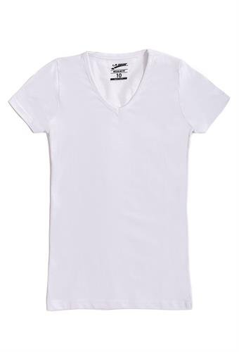 חולצת בייסיק בנות